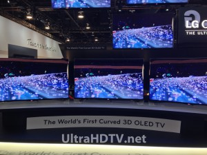 LG OLED TV's (Not Ultra HD)