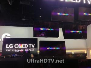 LG OLED TV's (Not Ultra HD)