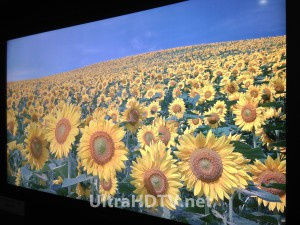 Sharp 8K Ultra HD TV