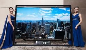 Samsung 110-inch 4K Ultra HDTV