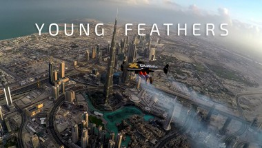 Jetman Dubai : Young Feathers 4K
