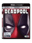 Deadpool [4K Ultra-HD Blu-ray]