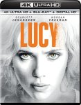 Lucy (4K Ultra HD + Blu-ray + Digital HD)