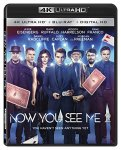 Now You See Me 2 [4K Ultra HD + Blu-ray + Digital HD]