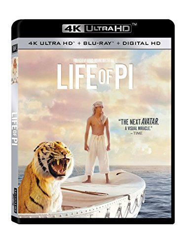Life of Pi [4K UHD] [Blu-ray]