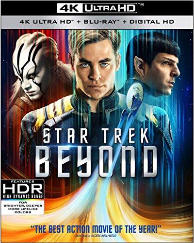 Star Trek Beyond (4K UHD/2D BD/Digital HD Combo) [Blu-ray]
