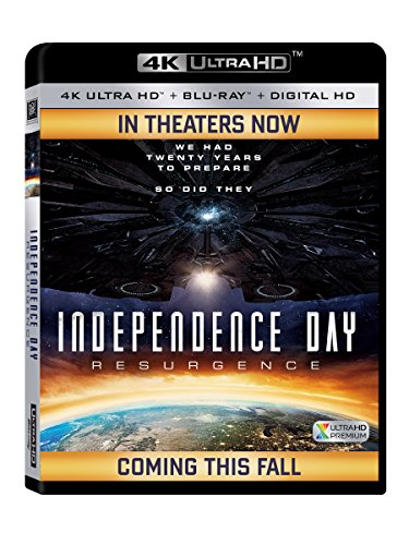 Independence Day Resurgence [Blu-ray]