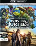 Teenage Mutant Ninja Turtles: Out of the Shadows (4K) [Blu-ray]