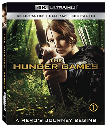 The Hunger Games [4K Ultra HD + Blu-ray + Digital HD]