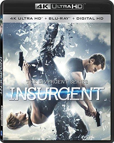 The Divergent Series: Insurgent [4K Ultra HD + Blu-ray + Digital HD]