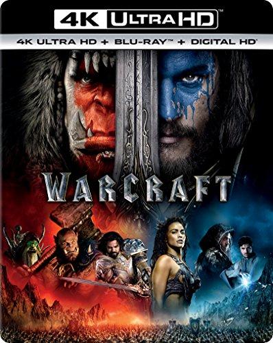 Warcraft [4K Ultra HD + Blu-ray + Digital HD]