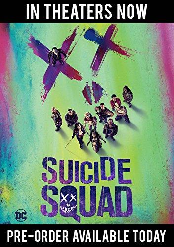Suicide Squad (4K Ultra HD + Blu-ray + Digital HD)